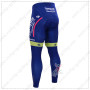 2015 Team Lampre MERIDA Bicycle Long Pants