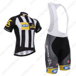 2015 Team MTN Cycling Bib Kit