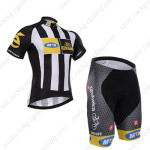 2015 Team MTN Cycling Kit
