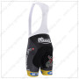 2015 Team MTN Riding Bib Shorts