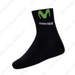 2015 Team Movistar Cycling Socks Dark Blue