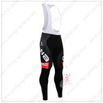 2015 Team NALINI Pro Cycling Long Bib Pants
