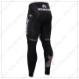 2015 Team QUICK STEP Bicycle Long Pants