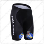2015 Team RALEIGH Cycling Shorts