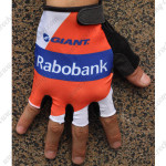 2015 Team Rabobank Cycling Gloves Mitts