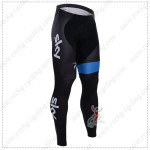 2015 Team SKY Cycling Pants Tights Black