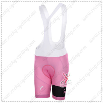 2015 Team SKY Women's Cycling Bib Shorts Pink