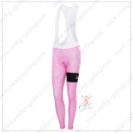 2015 Team SKY Women's Cycling Long Bib Pants Pink ropa de ciclismo