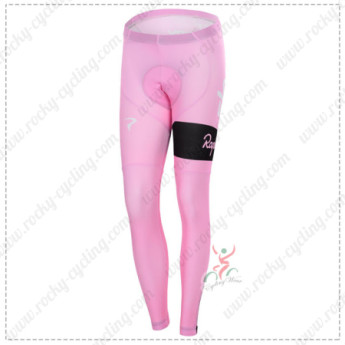 2015 Team SKY Women's Cycling Long Pants Pink
