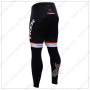 2015 Team TREK Bicycle Long Pants Tights