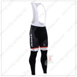 2015 Team TREK Cycling Long Bib Pants Tights