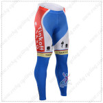 2015 Team Tinkoff SAXO BANK Cycling Pants Blue Red