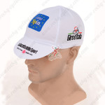 2015 Tour de Italia Cycling Cap Hat White
