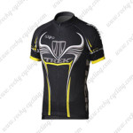 2009 TREK Cycling Jersey Black