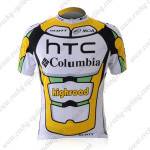 2010 HTC highroad Cycle Jersey