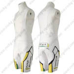 2010 HTC highroad Cycling Bib Shorts