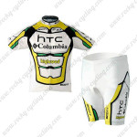 2010 HTC highroad Cycling Kit