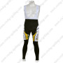 2010 HTC highroad Cycling Long Bib Pants