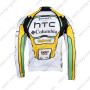 2010 HTC highroad Riding Long Jersey