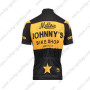 2010 Mellow Johnny's Bicycle Jersey Yellow Black