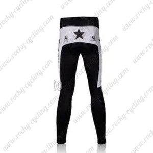 2010 Mellow Johnny's Cycling Long Pants White