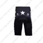 2010 Mellow Johnny's Cycling Shorts Black White