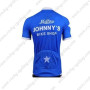 2010 Mellow Johnny's Riding Jersey Blue