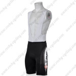 2010 Pearl Izumi Riding Bib Shorts Black Cross