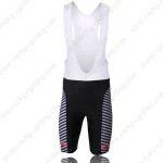 2010 Team TREK Cycling Bib Shorts Black