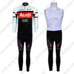2011 AUDI Pro Cycling Long Bib Kit