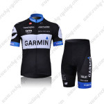 2011 GARMIN cervelo Cycling Short Kit Black