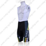 2011 HTC Highroad Cycling Bibs