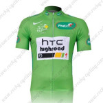 2011 HTC Highroad Cycling Jersey Green