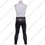 2011 HTC Highroad Riding Bib Pants Black
