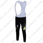 2011 HTC highroad Pro Cycling Bib Pants