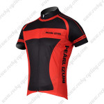 2011 Pearl Izumi Cycle Short Jersey Black Red