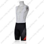 2011 Pearl Izumi Riding Bib Shorts Black Red