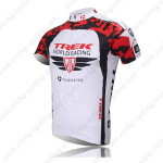 2011 Team TREK Bike Jersey Red White