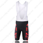 2011 Team TREK Cycling Bib Shorts Red White2011 Team TREK Cycling Bib Shorts Red White