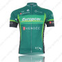 2012 Europcar Cycling Jersey Green