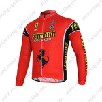2012 FERARI Pro Cycle Long Jersey
