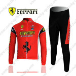 2012 FERARI Pro Cycling Long Kit