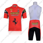 2012 FERRARI Pro Cycling Short Bib Kit