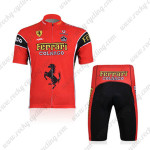 2012 FERRARI Pro Cycling Short Kit