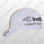 2012 Team Cinelli Cycling Cap Hat White