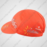 2012 Team Cofidis Cycling Cap Hat