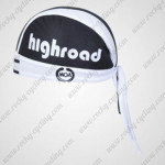 2012 Team HTC Highroad Cycling Bandana Head Scarf