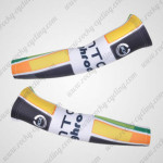2012 Team HTC highroad Cycling Arm Warmers Sleeves