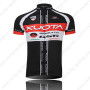 2012 Team KUOTA Cycling Jersey Black Red
