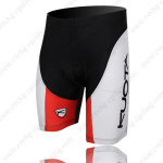 2012 Team KUOTA Cycling Shorts Black Red